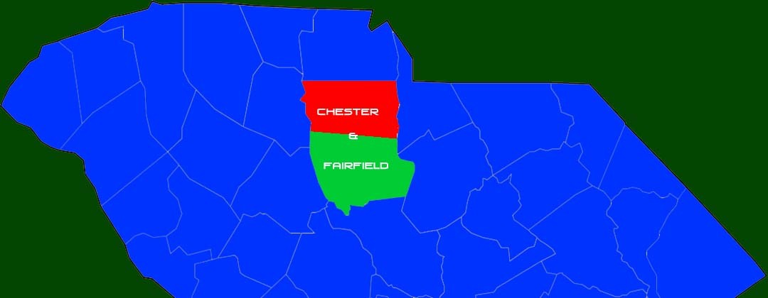 Chester and Fairfield Counties