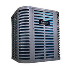 Ameristar heat pumps