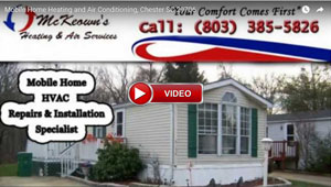 McKeowns Heating and Air mobile home HVAC